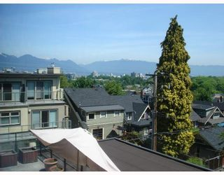 """Photo 6: 405 997 W 22ND Avenue in Vancouver: Cambie Condo for sale in """"THE CRESCENT IN SHAUGHNESSY"""" (Vancouver West)  : MLS®# V755398"""