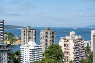 """Photo 9: 1703 1010 BURNABY Street in Vancouver: West End VW Condo for sale in """"The Ellington"""" (Vancouver West)  : MLS®# R2602779"""