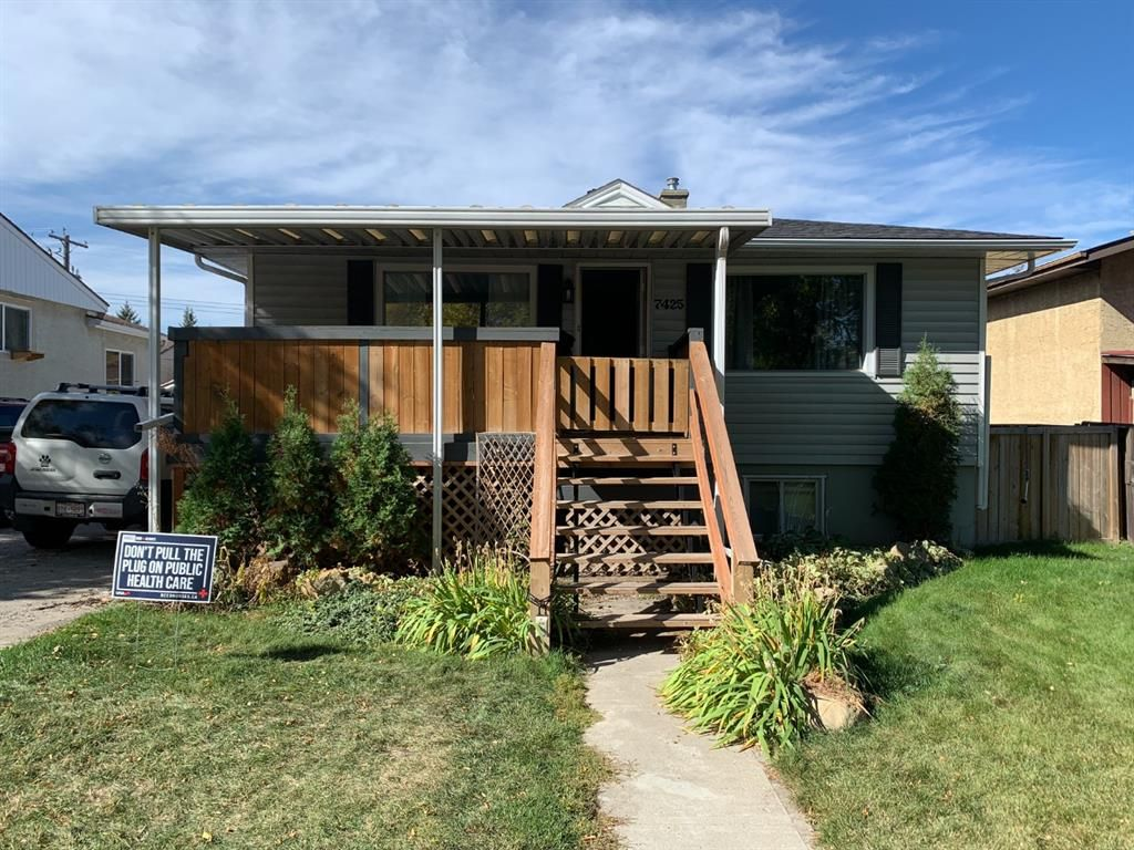 Main Photo: 7425 20 Street SE in Calgary: Ogden Detached for sale : MLS®# A1148646