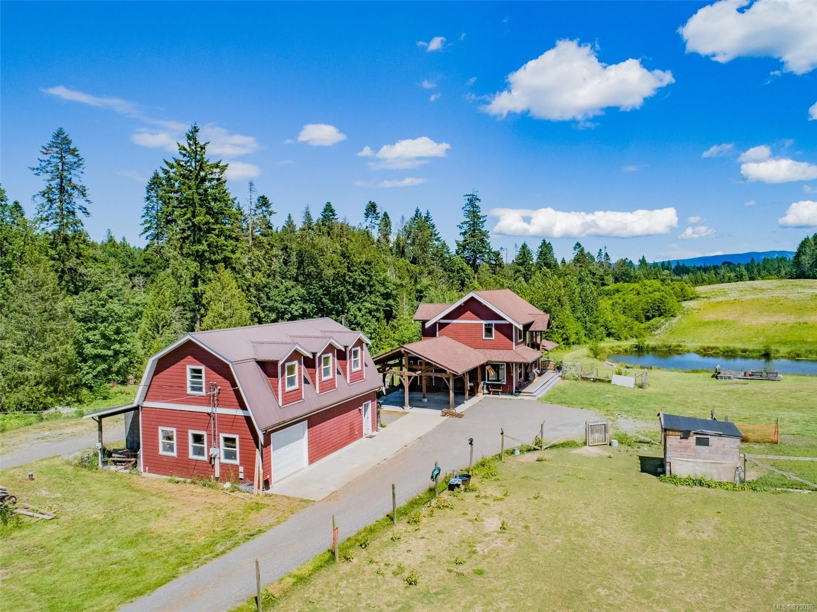 Main Photo: 5753 Menzies Rd in : Du West Duncan House for sale (Duncan)  : MLS®# 879096