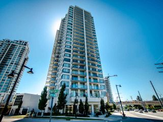 "Photo 1: 2505 602 COMO LAKE Avenue in Coquitlam: Coquitlam West Condo for sale in ""Uptown 1"" : MLS®# R2482503"