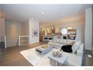 Photo 2: 34 Blackheath Close in WINNIPEG: St Vital Residential for sale (South East Winnipeg)  : MLS®# 1600984