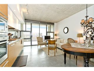 """Photo 5: 104 388 W 1ST Avenue in Vancouver: False Creek Condo for sale in """"THE EXCHANGE"""" (Vancouver West)  : MLS®# V975965"""