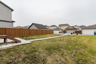 Photo 29: 307 Brookfield Crescent in Winnipeg: Bridgwater Lakes Residential for sale (1R)  : MLS®# 202118343