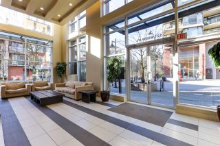 """Photo 4: 213 121 BREW Street in Port Moody: Port Moody Centre Condo for sale in """"ROOM (AT SUTERBROOK)"""" : MLS®# R2551118"""