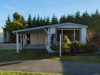 Photo 1: 18 1800 Perkins Rd in CAMPBELL RIVER: CR Campbell River North Manufactured Home for sale (Campbell River)  : MLS®# 828449