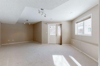 Photo 28: #6 8403 164 Avenue in Edmonton: Zone 28 Townhouse for sale : MLS®# E4229127
