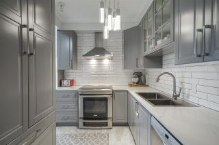 """Photo 5: 204 815 FIRST Street in New Westminster: GlenBrooke North Townhouse for sale in """"Chesham Walk"""" : MLS®# R2598660"""