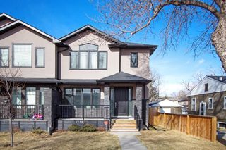 Main Photo: 3719 Centre B Street NW in Calgary: Highland Park Semi Detached for sale : MLS®# A1095550