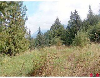 Photo 4: 51365 RUDDOCK RD in Chilliwack: Eastern Hillsides Land for sale : MLS®# H2503417