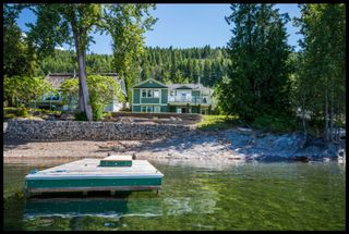 Photo 1: 3513 Eagle Bay Road in Eagle Bay: Waterfront House for sale : MLS®# 10100248