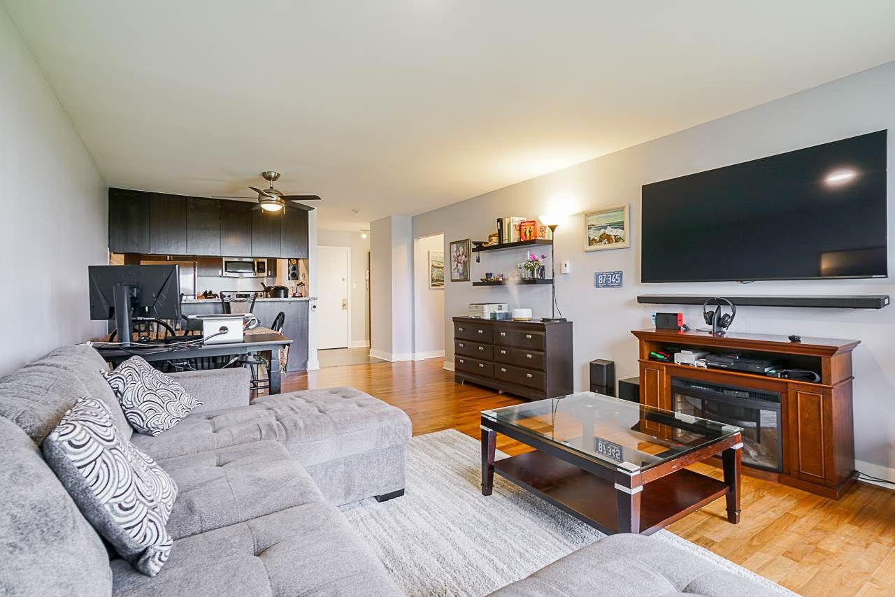 "Main Photo: 323 9300 GLENACRES Drive in Richmond: Saunders Condo for sale in ""Sharon Gardens"" : MLS®# R2536638"