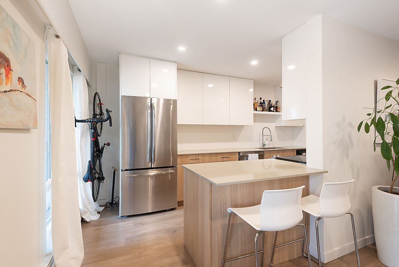 Photo 14: Photos: 207 1425 CYPRESS Street in Vancouver: Kitsilano Condo for sale (Vancouver West)  : MLS®# R2538226