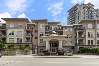 "Photo 1: 219 1185 PACIFIC Street in Coquitlam: North Coquitlam Condo for sale in ""CENTREVILLE"" : MLS®# R2474160"