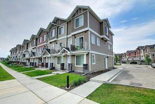 Main Photo: 111 Redstone Circle NE in Calgary: Redstone Row/Townhouse for sale : MLS®# A1128839