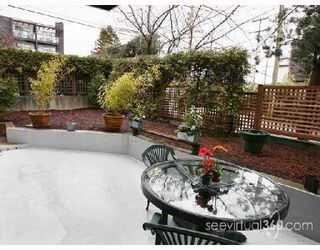 """Photo 8: 103 1006 CORNWALL Street in New_Westminster: Uptown NW Condo for sale in """"Cornwall Terrace"""" (New Westminster)  : MLS®# V695174"""