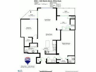 "Photo 20: 304 1381 MARTIN Street: White Rock Condo for sale in ""Chestnut Village"" (South Surrey White Rock)  : MLS®# F1410239"