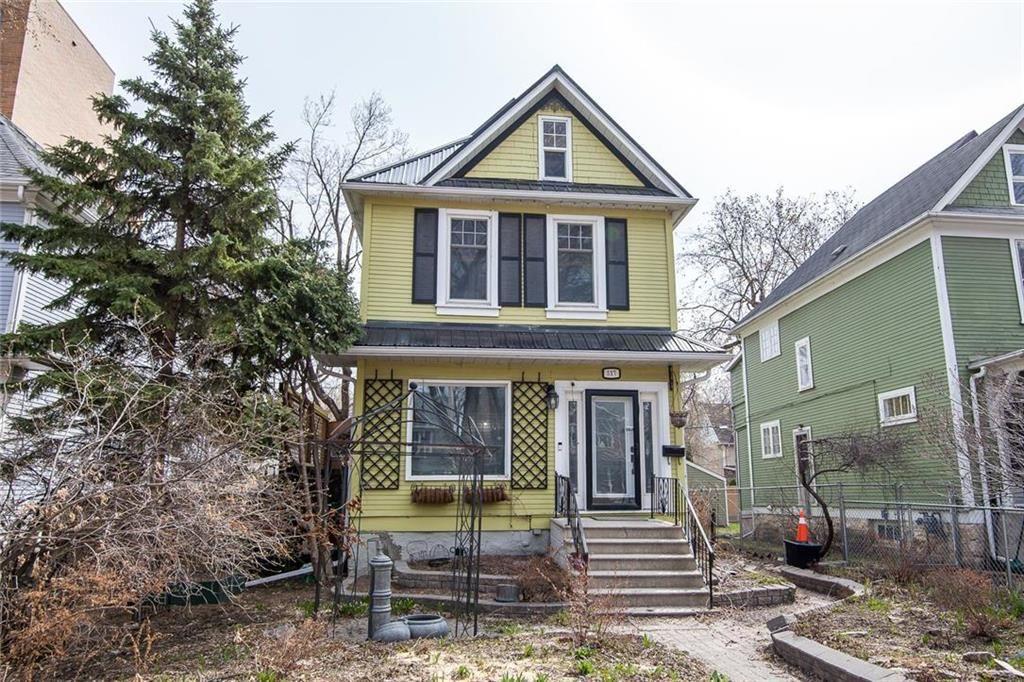 Main Photo: 517 Greenwood Place in Winnipeg: Wolseley Residential for sale (5B)  : MLS®# 202006108