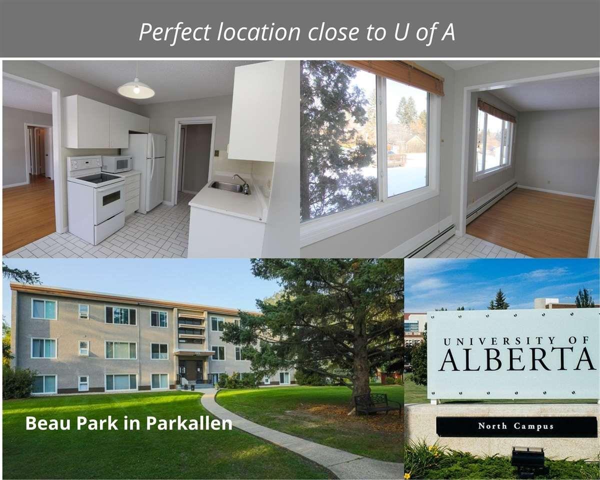 Main Photo: 7 6815 112 Street in Edmonton: Zone 15 Condo for sale : MLS®# E4230722