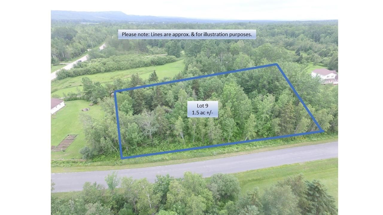 Main Photo: Lot 9 Quarry Brook Drive in Durham: 108-Rural Pictou County Vacant Land for sale (Northern Region)  : MLS®# 202117806