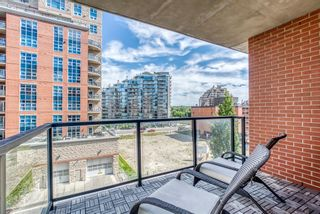 Photo 11: 502 735 2 Avenue SW in Calgary: Eau Claire Apartment for sale : MLS®# A1121371