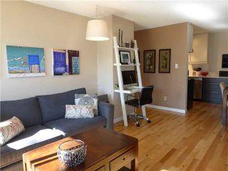 Photo 3: 306 2040 CORNWALL Avenue in Vancouver: Kitsilano Condo for sale (Vancouver West)  : MLS®# V1106806