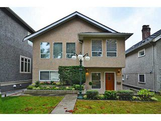 Photo 1: 3058 W 12TH Avenue in Vancouver: Kitsilano House for sale (Vancouver West)  : MLS®# V1024417