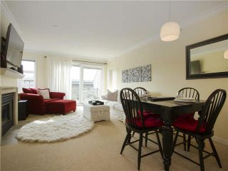 "Photo 4: 404 2181 W 12TH Avenue in Vancouver: Kitsilano Condo for sale in ""The Carlings"" (Vancouver West)  : MLS®# V1111116"