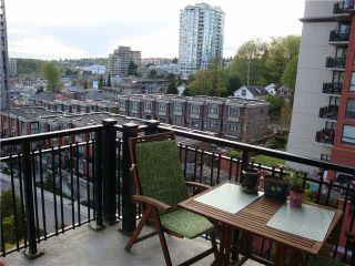 """Photo 9: 801 813 AGNES Street in New Westminster: Downtown NW Condo for sale in """"NEWS"""" : MLS®# V1085074"""