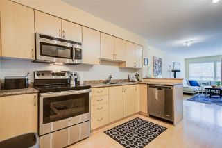 """Photo 1: 203 3423 E HASTINGS Street in Vancouver: Hastings Condo for sale in """"Zoey"""" (Vancouver East)  : MLS®# R2579290"""