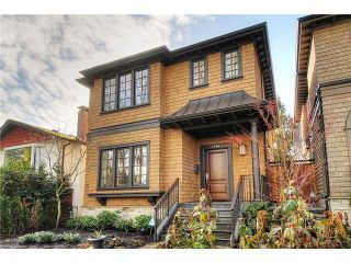 Photo 1: 4386 W 11TH AV in Vancouver: Point Grey House for sale (Vancouver West)  : MLS®# V986804