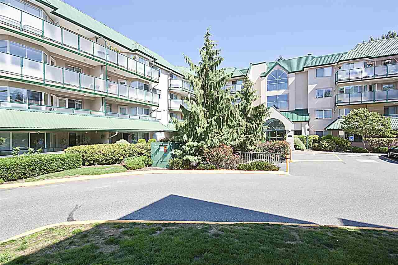 "Main Photo: 322 2962 TRETHEWEY Street in Abbotsford: Abbotsford West Condo for sale in ""CASCADE GREEN"" : MLS®# R2157858"