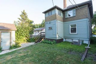 Photo 22: 141 Leila Avenue in Winnipeg: Scotia Heights Residential for sale (4D)  : MLS®# 202117515