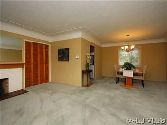 Photo 3: Photos: 3393 Henderson Road in VICTORIA: OB Henderson Residential for sale (Oak Bay)  : MLS®# 304938