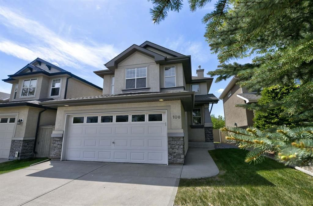 Photo 1: Photos: 106 Everwillow Close SW in Calgary: Evergreen Detached for sale : MLS®# A1116249