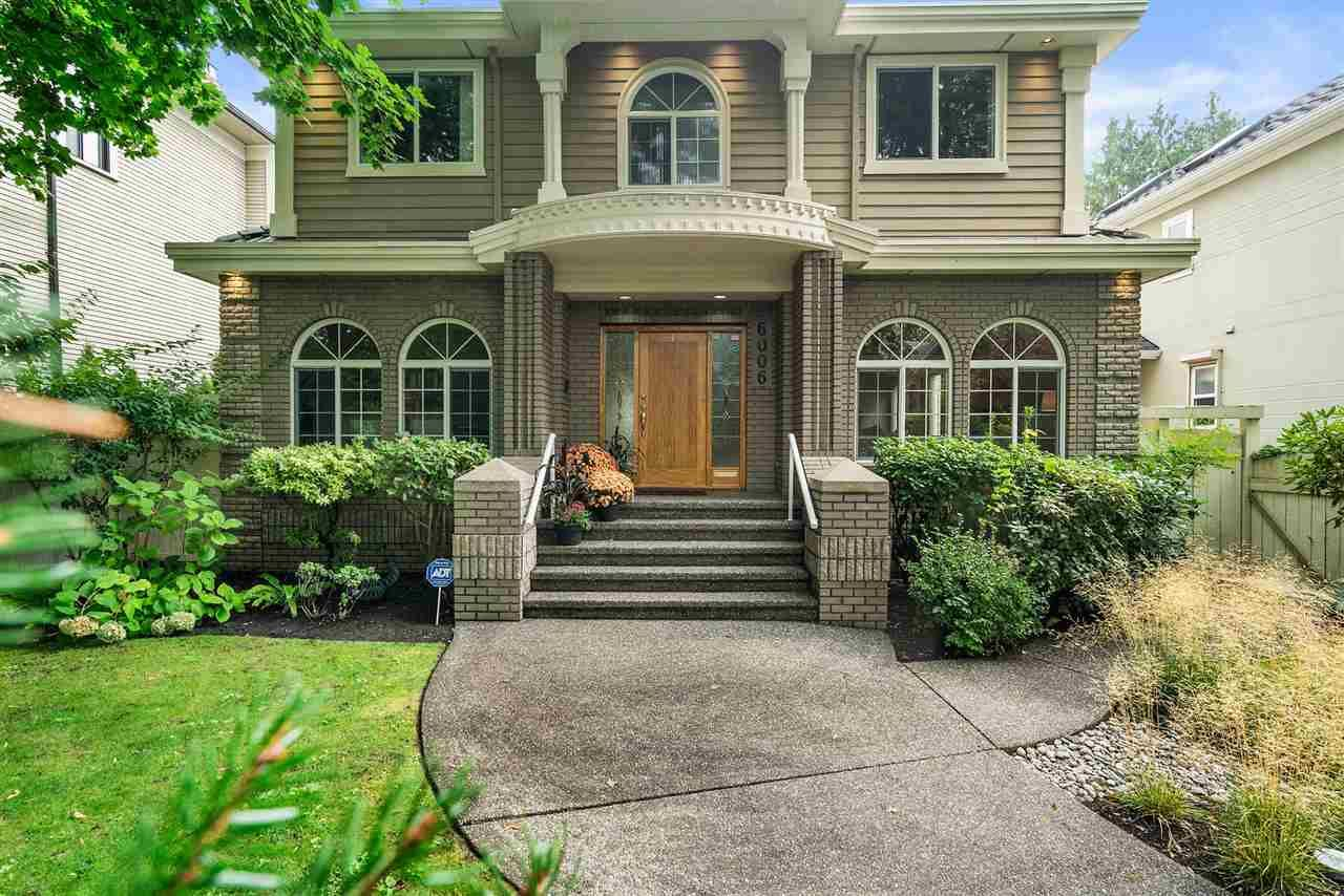 Main Photo: 6006 ELM Street in Vancouver: Kerrisdale House for sale (Vancouver West)  : MLS®# R2499893