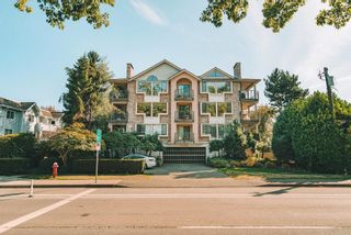 """Photo 1: 205 7140 GRANVILLE Avenue in Richmond: Brighouse South Condo for sale in """"Parkview Court"""" : MLS®# R2616786"""