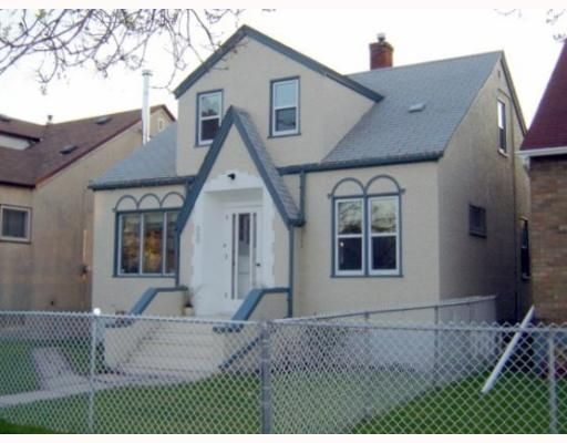 Main Photo: 390 PARR Street in WINNIPEG: North End Residential for sale (North West Winnipeg)  : MLS®# 2910348