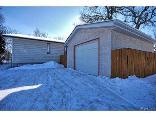 Photo 13: 772 Brazier Street in WINNIPEG: East Kildonan Residential for sale (North East Winnipeg)  : MLS®# 1503863