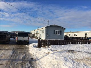 Photo 1: 10588 102ND Street: Taylor Manufactured Home for sale (Fort St. John (Zone 60))  : MLS®# N232889