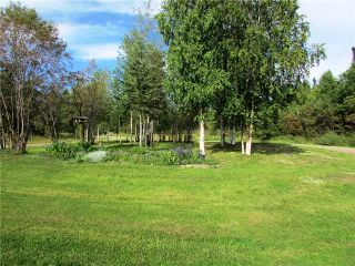 """Photo 5: 19273 WONOWON Road in Fort St. John: Fort St. John - Rural W 100th Manufactured Home for sale in """"WONOWON"""" (Fort St. John (Zone 60))  : MLS®# N230467"""