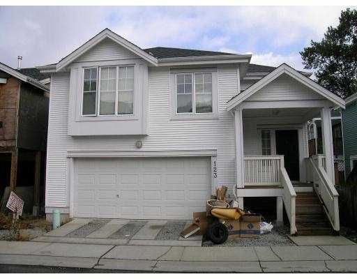 Main Photo: 123 3000 RIVERBEND Drive in Coquitlam: Meadow Brook House for sale : MLS®# V668666