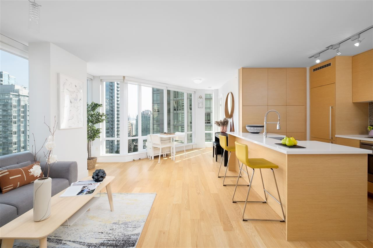 Main Photo: 1707 565 SMITHE STREET in Vancouver: Downtown VW Condo for sale (Vancouver West)  : MLS®# R2505177