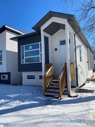 Photo 1: 720 Kylemore Avenue in Winnipeg: Lord Roberts Residential for sale (1Aw)  : MLS®# 202105817