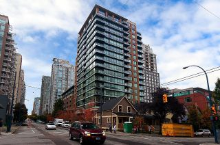 """Photo 1: 104 1088 RICHARDS Street in Vancouver: Yaletown Condo for sale in """"Richards Living"""" (Vancouver West)  : MLS®# R2602690"""