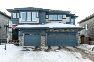 Photo 2: 3400 WEIDLE Way in Edmonton: Zone 53 House Half Duplex for sale : MLS®# E4229486