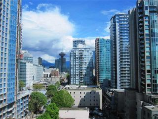 """Photo 8: 1402 928 RICHARDS Street in Vancouver: Downtown VW Condo for sale in """"THE SAVOY"""" (Vancouver West)  : MLS®# V826168"""