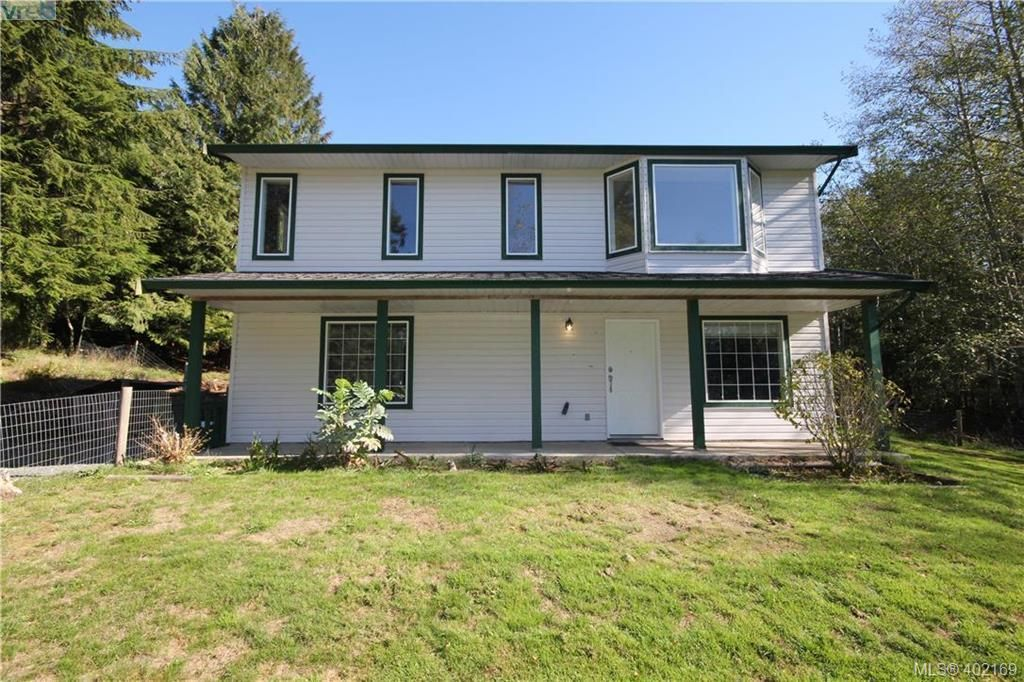 Photo 1: Photos: A 10113 West Coast Rd in SHIRLEY: Sk French Beach House for sale (Sooke)  : MLS®# 802526