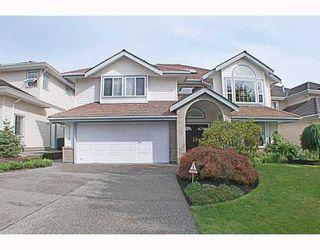 Photo 1: 2175 DRAWBRIDGE Close in Port_Coquitlam: Citadel PQ House for sale (Port Coquitlam)  : MLS®# V787081