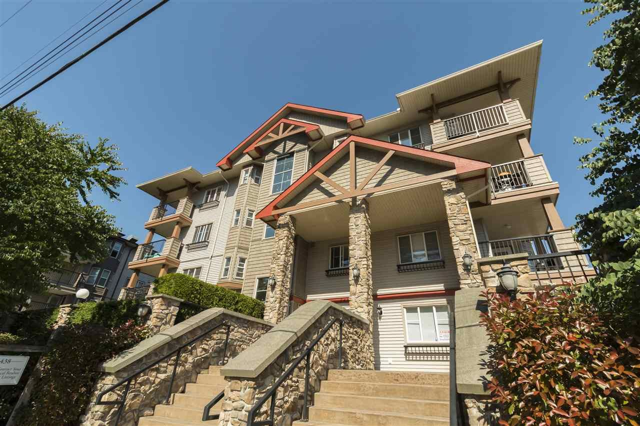 """Main Photo: 210 5438 198 Street in Langley: Langley City Condo for sale in """"Creekside Estates"""" : MLS®# R2183778"""